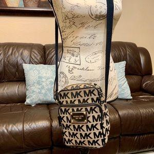 Michael Kors Bedford Zip Flight Crossbody Bag